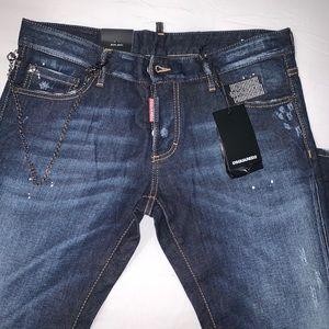 Dsquared2 men's jean
